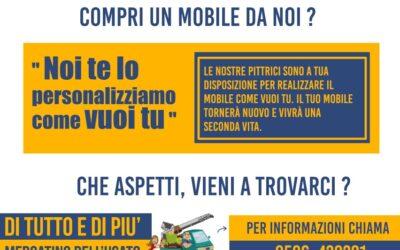 Scegli il Mobile noi lo personalizziamo come vuoi tu